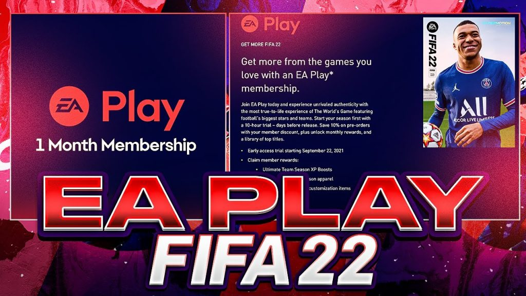 When Can I Download Fifa 22 Early Access